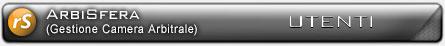 AlbiSFERA-Gestione Camera Arbitrale-Area utenti